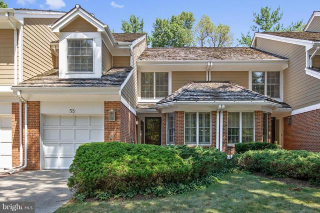 55 River Oaks Circle, BALTIMORE, MD 21208 (#1002088064) :: Great Falls Great Homes