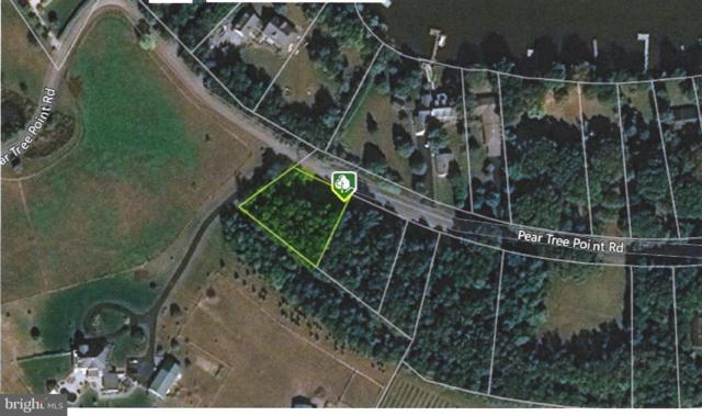 Pear Tree Point Road, CHESTERTOWN, MD 21620 (#1002088720) :: Advance Realty Bel Air, Inc