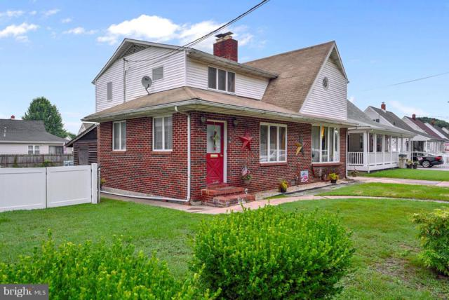 8622 Wise Avenue, BALTIMORE, MD 21222 (#1002090726) :: Remax Preferred | Scott Kompa Group