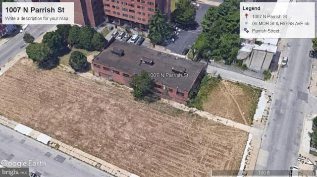 1007 Parrish Street, BALTIMORE, MD 21217 (#1002091094) :: The Gold Standard Group