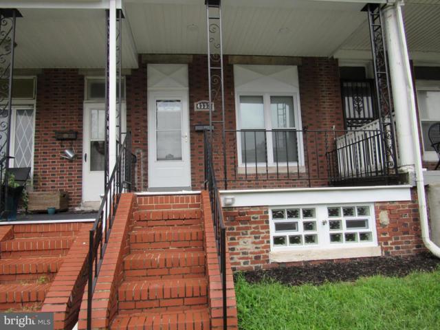 4333 Falls Road, BALTIMORE, MD 21211 (#1002098754) :: Colgan Real Estate