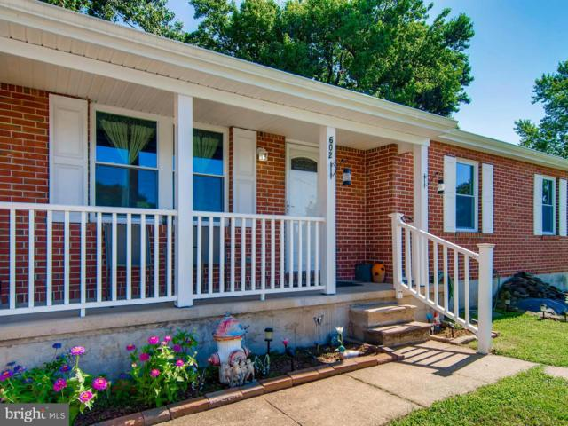 602 Patuxent Avenue, BALTIMORE, MD 21237 (#1002099284) :: Great Falls Great Homes