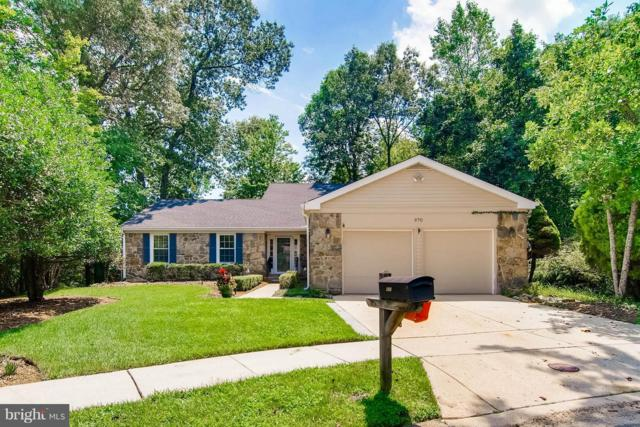 970 Shadewater Way, ANNAPOLIS, MD 21401 (#1002101614) :: Maryland Residential Team