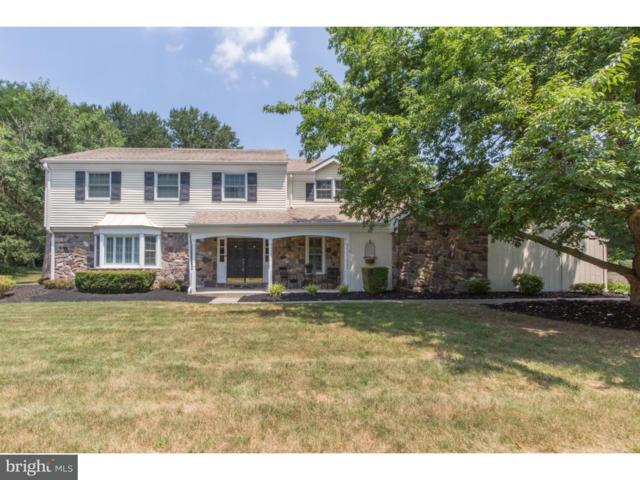 14 Averstone Dr E, WASHINGTON CROSSING, PA 18977 (#1002106324) :: Colgan Real Estate