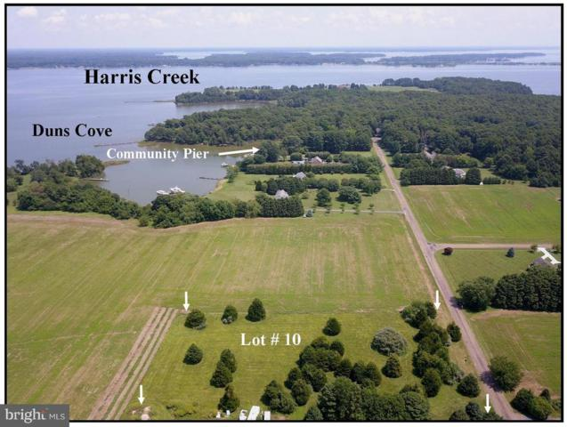 Deep Harbour Farm Rd   Lot# 10, SHERWOOD, MD 21665 (#1002113184) :: RE/MAX Coast and Country