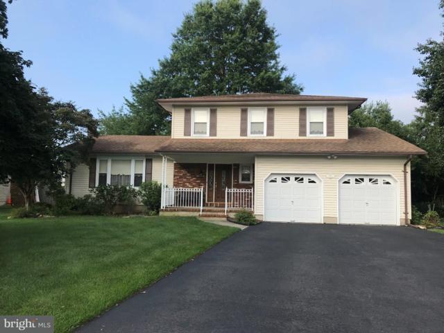 1051 Estates Boulevard, HAMILTON SQUARE, NJ 08690 (#1002114396) :: Colgan Real Estate