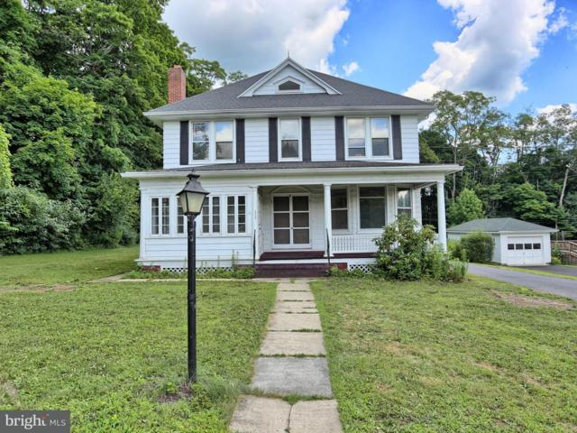 115 N Carlisle Street, NEW BLOOMFIELD, PA 17068 (#1002115306) :: The Heather Neidlinger Team With Berkshire Hathaway HomeServices Homesale Realty