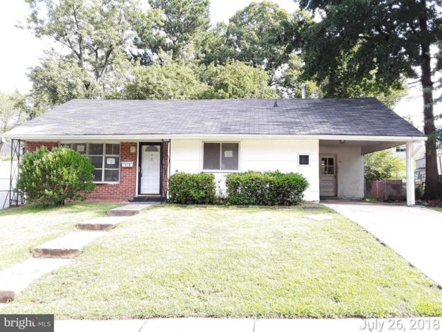 1418 Birchwood Drive, OXON HILL, MD 20745 (#1002115802) :: Colgan Real Estate