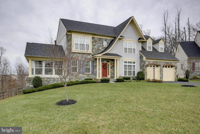 3308 Dondis Creek Drive, TRIANGLE, VA 22172 (#1002116404) :: Great Falls Great Homes