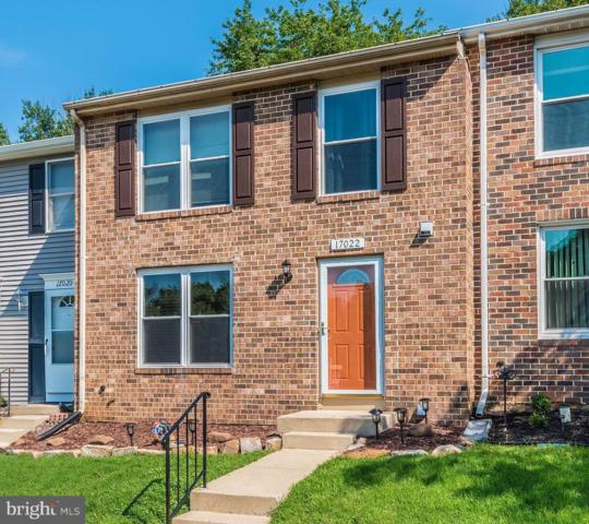 17022 Moss Side Lane, OLNEY, MD 20832 (#1002116828) :: Browning Homes Group