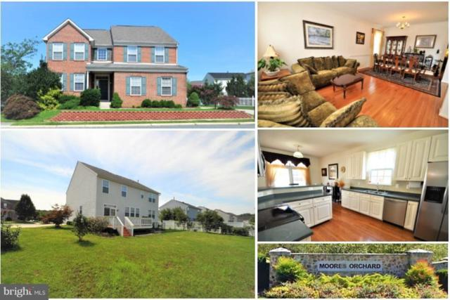9212 Peach Blossom Avenue, PERRY HALL, MD 21128 (#1002122102) :: Great Falls Great Homes