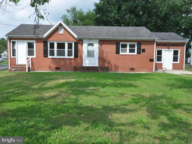 1403 Market Street, POCOMOKE CITY, MD 21851 (#1002124768) :: Colgan Real Estate