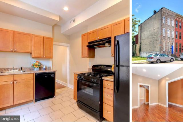 1625 Preston Street E, BALTIMORE, MD 21213 (#1002124924) :: Browning Homes Group