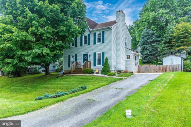 110 Rouzer Lane, THURMONT, MD 21788 (#1002131150) :: Colgan Real Estate