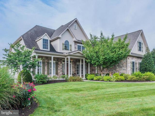 1208 Summit Way, MECHANICSBURG, PA 17050 (#1002131592) :: The Jim Powers Team