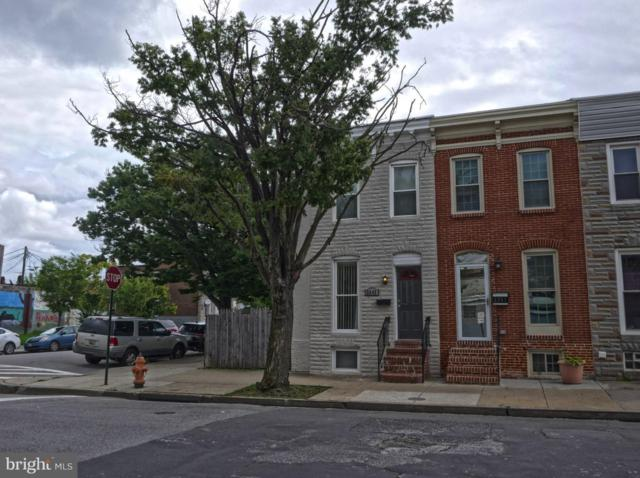 2343 Mcelderry Street, BALTIMORE, MD 21205 (#1002139554) :: Browning Homes Group