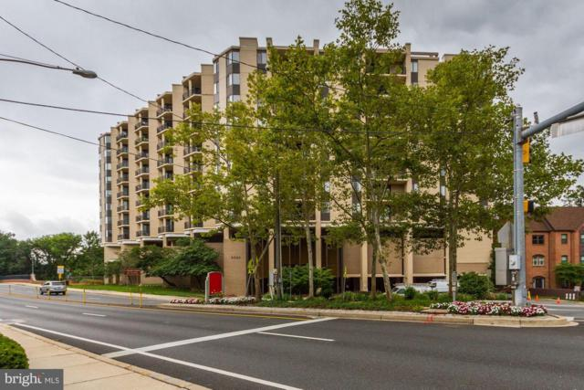 4242 East West Highway #701, CHEVY CHASE, MD 20815 (#1002147688) :: Dart Homes