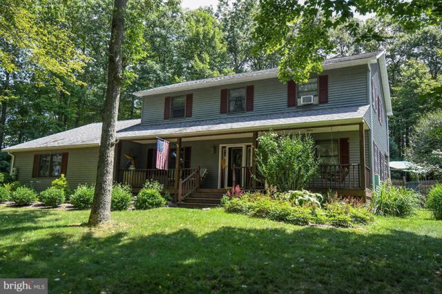 709 Red Oak Circle, OAKLAND, MD 21550 (#1002147848) :: Colgan Real Estate