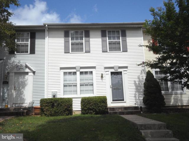 6663 Canada Goose Court, FREDERICK, MD 21703 (#1002148422) :: The Putnam Group