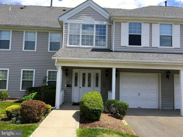 814 Eagles Chase Drive, LAWRENCEVILLE, NJ 08648 (#1002149732) :: McKee Kubasko Group
