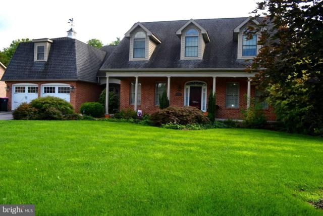 512 Brookview Drive, GREENCASTLE, PA 17225 (#1002149868) :: Benchmark Real Estate Team of KW Keystone Realty