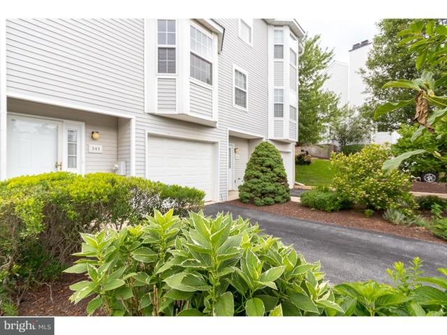343 Huntington Court #23, WEST CHESTER, PA 19380 (#1002150660) :: Colgan Real Estate