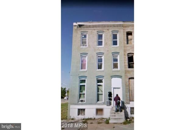 504 Fulton Avenue, BALTIMORE, MD 21223 (#1002151998) :: Browning Homes Group