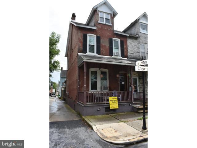 1114 W Chew Street, ALLENTOWN, PA 18102 (#1002159728) :: Colgan Real Estate