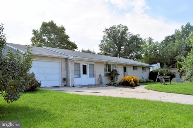 72 Greenlea Way, CHAMBERSBURG, PA 17202 (#1002163032) :: Benchmark Real Estate Team of KW Keystone Realty