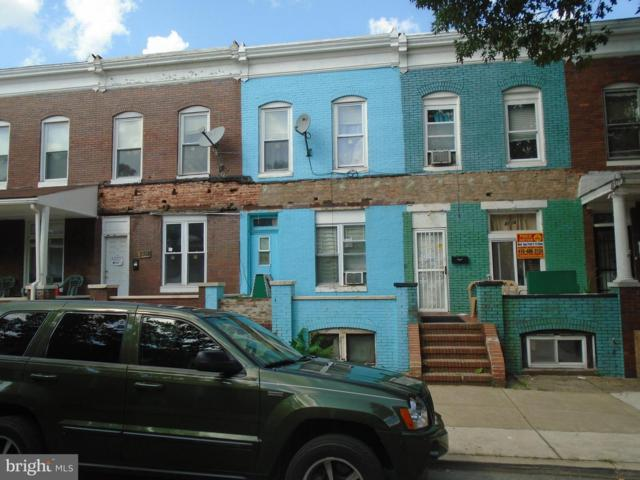 2714 Fairmount Avenue, BALTIMORE, MD 21223 (#1002163408) :: Colgan Real Estate