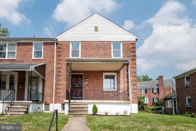 3606 Loch Raven Boulevard, BALTIMORE, MD 21218 (#1002164070) :: The Sebeck Team of RE/MAX Preferred