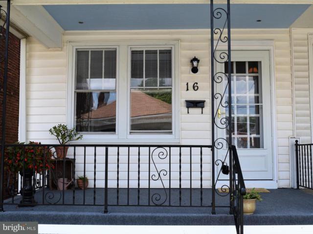 16 S Park Street, DALLASTOWN, PA 17313 (#1002164472) :: Benchmark Real Estate Team of KW Keystone Realty