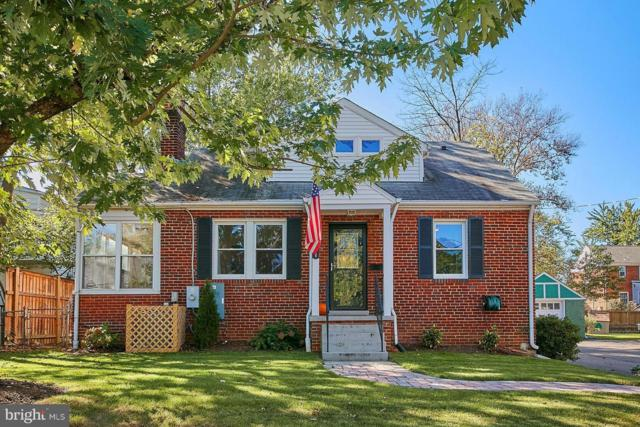 700 Greenbrier Street N, ARLINGTON, VA 22205 (#1002165766) :: Colgan Real Estate