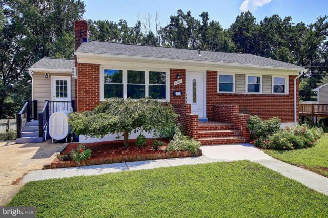 1721 Horner Road, WOODBRIDGE, VA 22191 (#1002170532) :: Advance Realty Bel Air, Inc