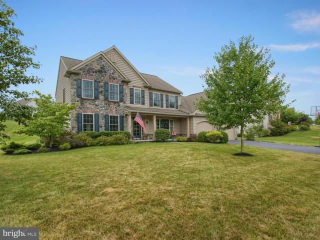 106 Balfour Drive, MECHANICSBURG, PA 17050 (#1002172814) :: Benchmark Real Estate Team of KW Keystone Realty