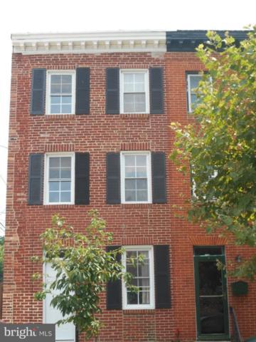 115 Parkin Street, BALTIMORE, MD 21201 (#1002175380) :: The Putnam Group