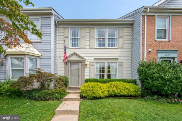 8229 Berryfield Drive, BALTIMORE, MD 21236 (#1002177720) :: AJ Team Realty