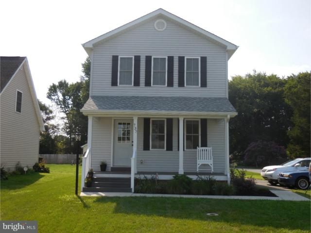 737 Clayton Avenue, CLAYTON, DE 19977 (#1002182602) :: Colgan Real Estate