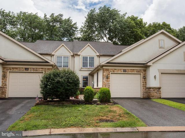 127 Creekgate Court, MILLERSVILLE, PA 17551 (#1002186538) :: Benchmark Real Estate Team of KW Keystone Realty
