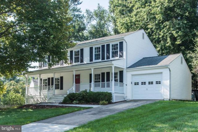 6240 Hidden Canyon Road, CENTREVILLE, VA 20120 (#1002199810) :: The Gus Anthony Team