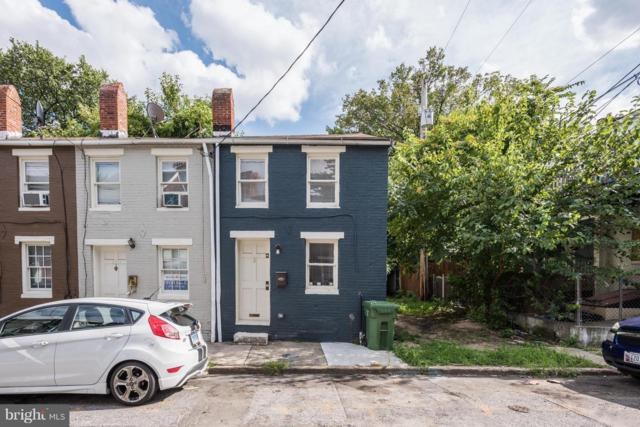 1029 Booth Street, BALTIMORE, MD 21223 (#1002200004) :: AJ Team Realty