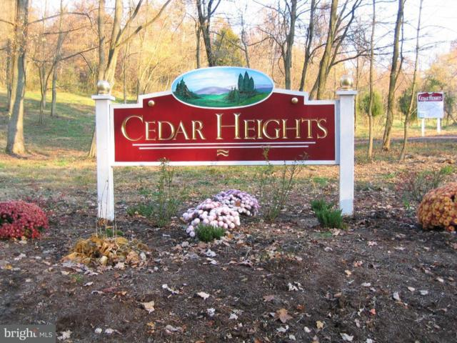 LOT 7 Cedar Heights Drive, MECHANICSBURG, PA 17055 (#1002201208) :: Remax Preferred | Scott Kompa Group