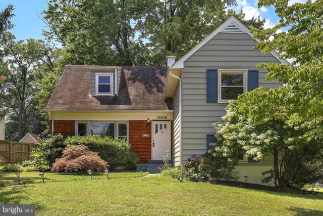 13506 Justice Road, ROCKVILLE, MD 20853 (#1002201882) :: Colgan Real Estate