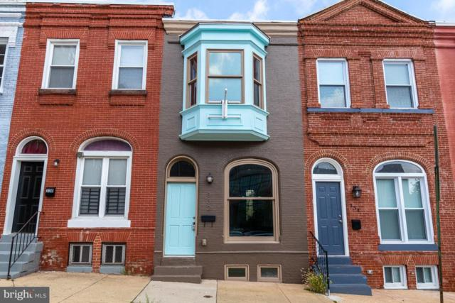 332 Federal Street, BALTIMORE, MD 21202 (#1002201924) :: Advance Realty Bel Air, Inc