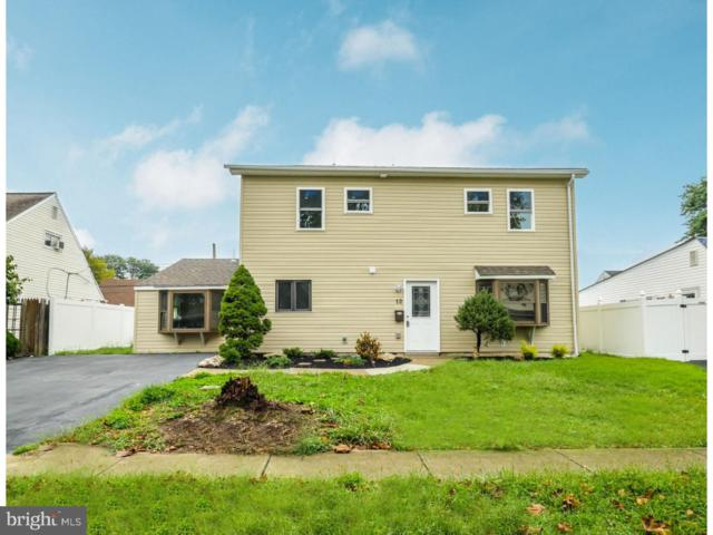 12 Newberry Lane, LEVITTOWN, PA 19054 (#1002201952) :: Remax Preferred | Scott Kompa Group
