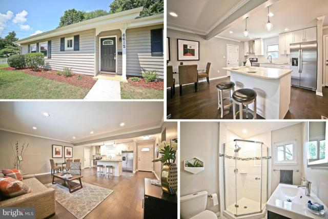 6612 Cimarron Street, SPRINGFIELD, VA 22150 (#1002216160) :: The Withrow Group at Long & Foster