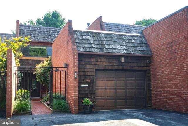 404 Old Crossing Drive, BALTIMORE, MD 21208 (#1002216726) :: AJ Team Realty