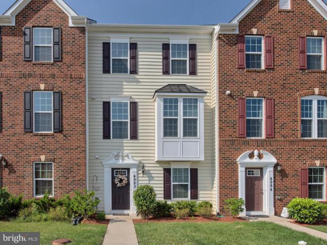 4982 Small Gains Way, FREDERICK, MD 21703 (#1002217236) :: AJ Team Realty