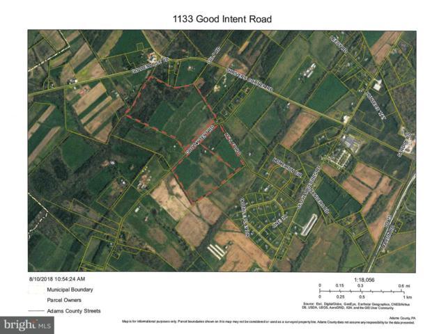 1133 Good Intent Road, GETTYSBURG, PA 17325 (#1002218994) :: The Jim Powers Team