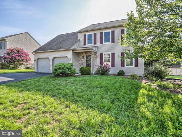 335 Olde Hickory Road, MOUNT WOLF, PA 17347 (#1002219306) :: Colgan Real Estate
